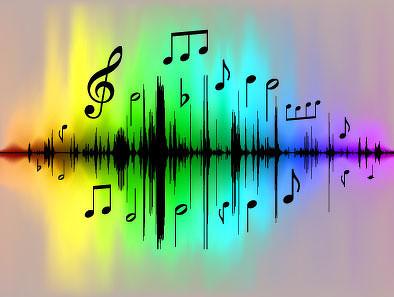 音乐背景素材唯美